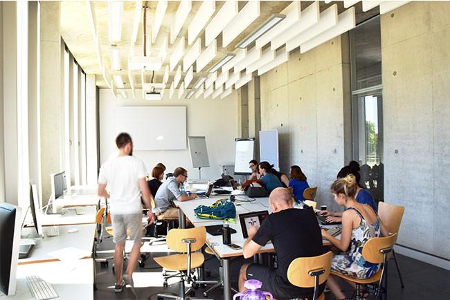 Foto vom Designcenter